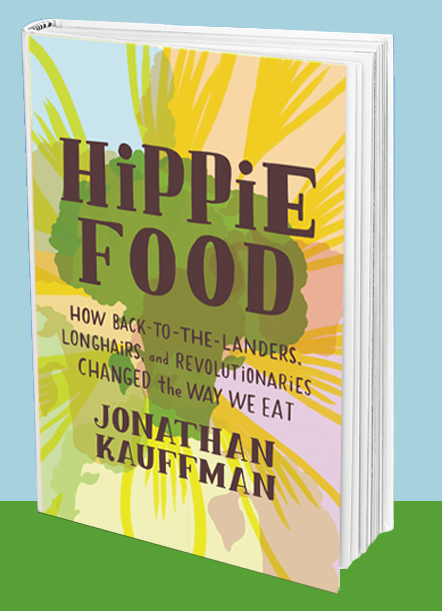 Hippie Food Book Cover