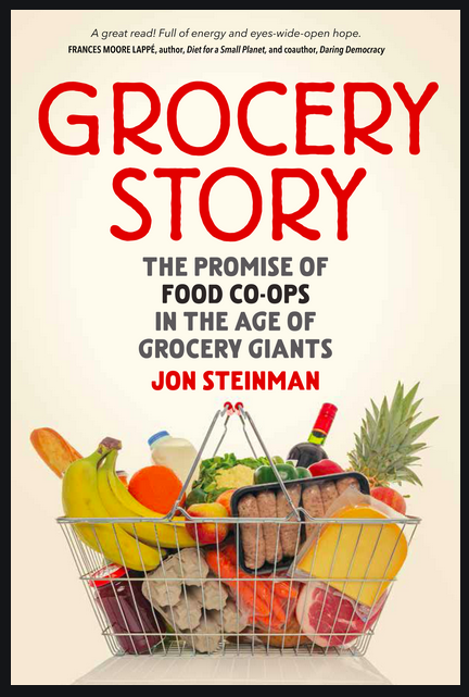 Grocery Story Book Cover