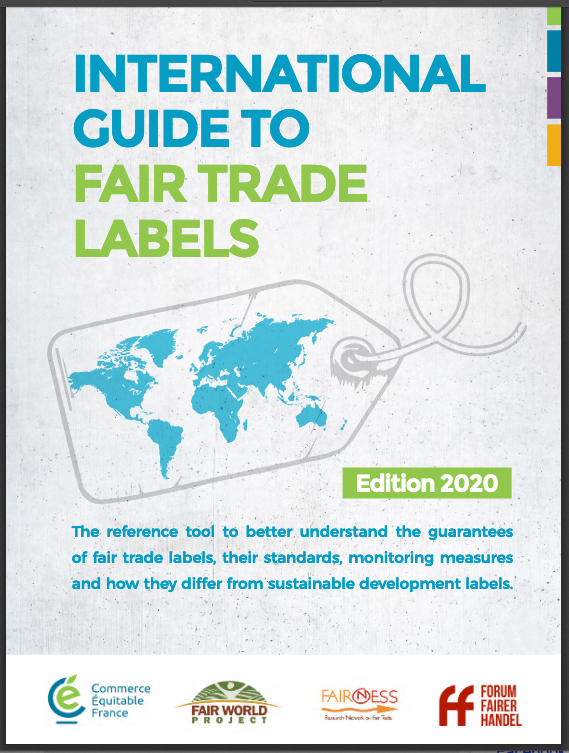 INTERNATIONALGUIDE TOFAIR TRADE LABELS cover