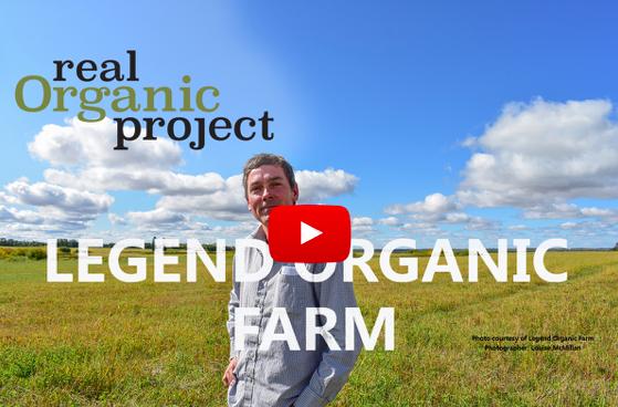 Legend Organic Farm video