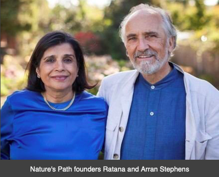 Nature's Path founders