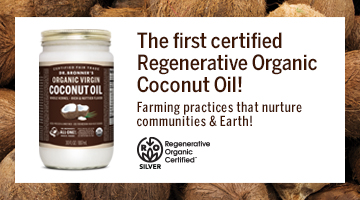 Dr. Bronner's ROC Coconut Oil